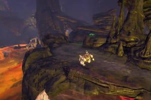 Firefall Titan Boss Fight