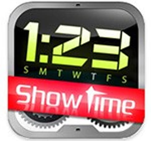 Show Time may be the mother of all alarm clock apps