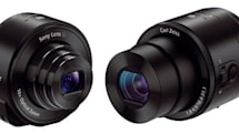 Sony's QX10 and QX100 lens cameras pop up on Amazon, leave few surprises for IFA