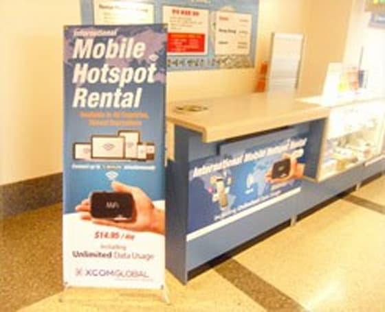 Xcom Global opens international MiFi rental / service center in New York City