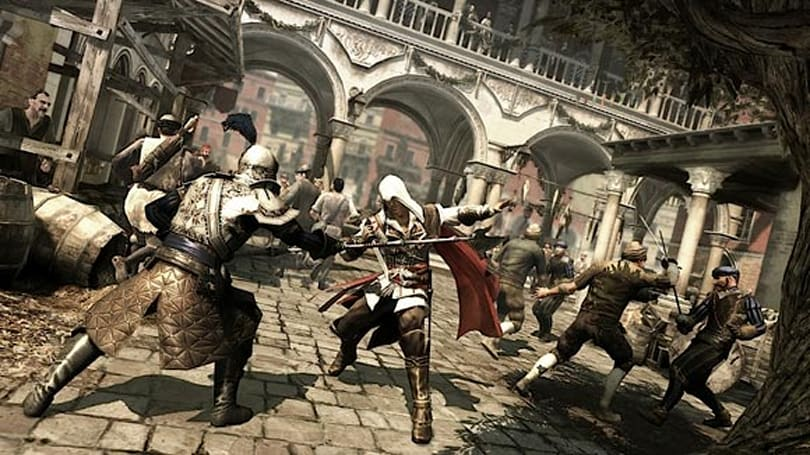 Assassin's Creed 2 getting double dose of DLC starting January 2010