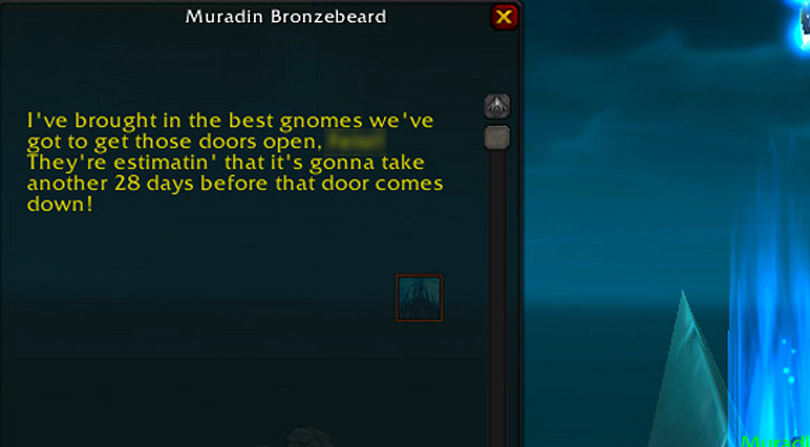Second wing of Icecrown Citadel to open in 28 days