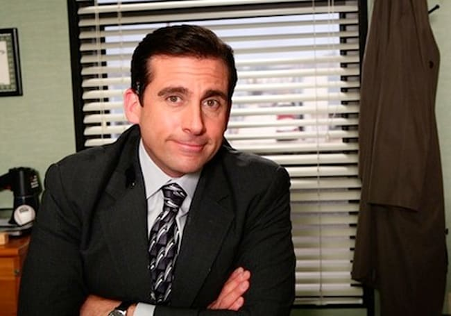 Apple's first CEO was Michael Scott
