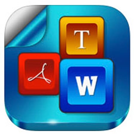 Document Writer for iOS has nice features and rough edges