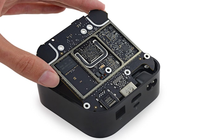 Apple pulls iFixit's app after it tears down the new Apple TV