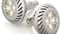 Study says LEDs are about as efficient as compact fluorescents, all things considered