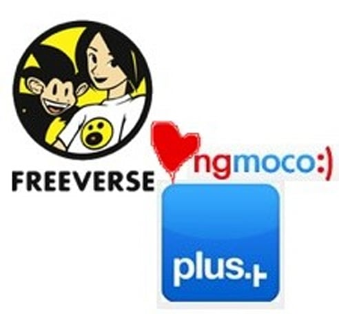 Freeverse goes with ngmoco's Plus+ for iPhone social gaming