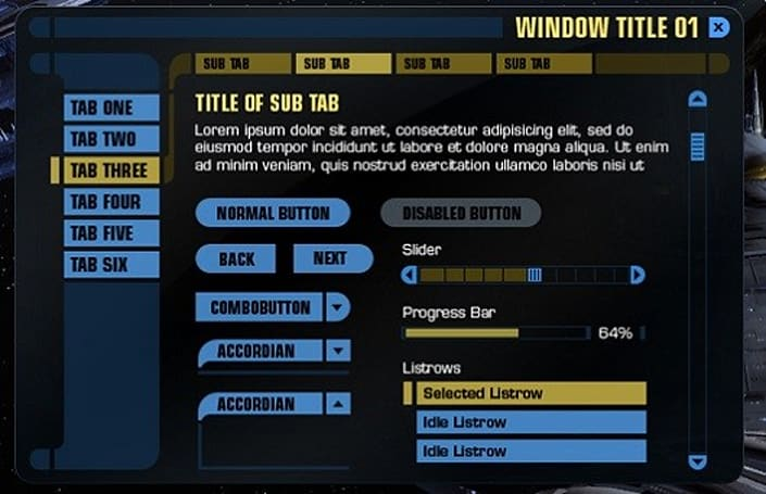 Star Trek Online introduces UI updates