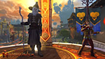Neverwinter throws Protector's Jubilee for first anniversary