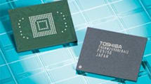 Toshiba preps for sub-25nm flash memory production, archivists rejoice