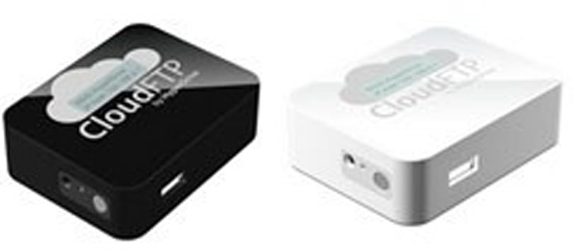 Sanho's bantam CloudFTP puts USB storage devices online, streams on battery power and sheer will