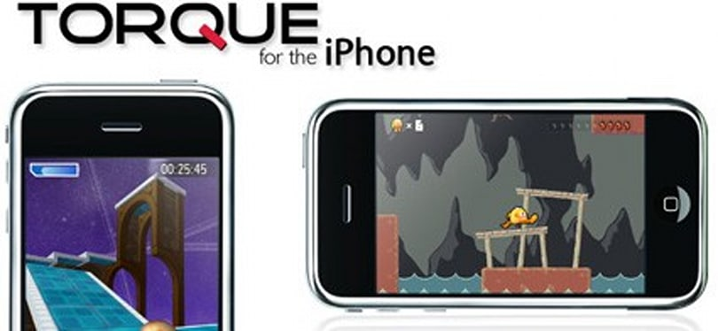 Torque Game Engine comes to the iPhone
