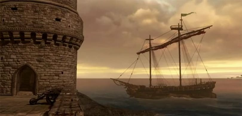Yarr! ArcheAge CBT4 video shows player piracy