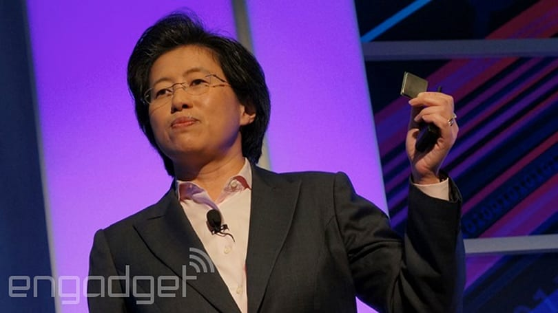 AMD's new CEO has a background in mobile technology