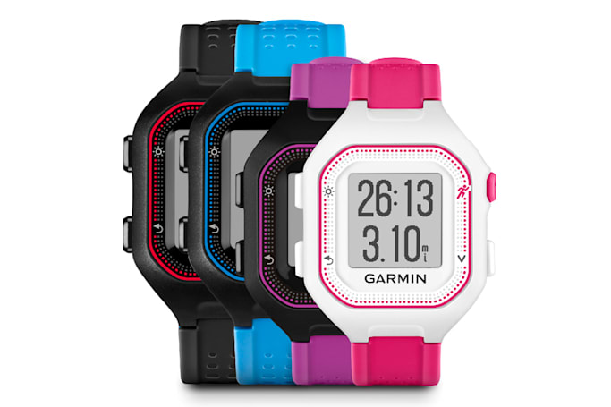 Garmin's latest low-cost running watch gives you live tracking
