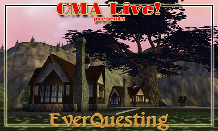 The Stream Team: CMA Live's last ride into EverQuest tours housing