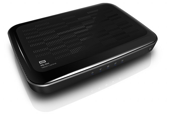 Western Digital enters the router market, higher-end models include built-in hard drives