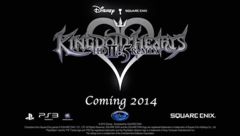 Square Enix polling Kingdom Hearts fans about series past, future