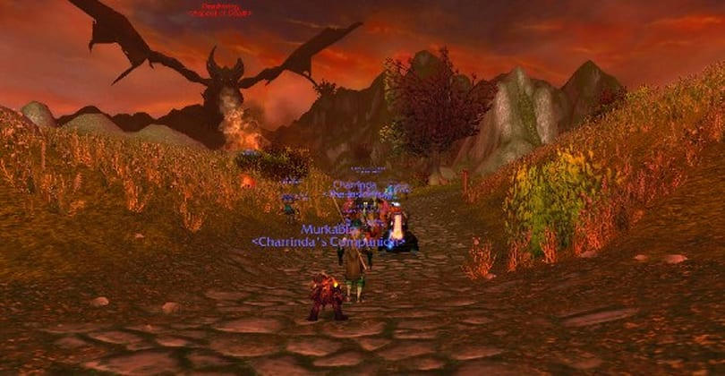 It came from the Blog: Deathwing joins the Candy Run
