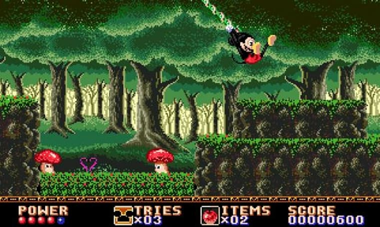 Castle of Illusion ratings suggest re-release of Mickey's Genesis classic