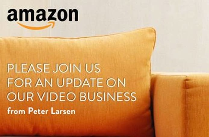 Amazon likely to announce media streamer at April 2nd event