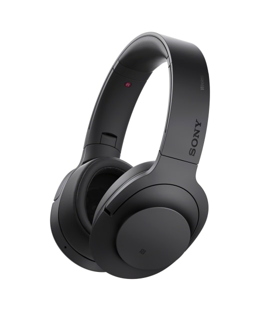 Sony's h.ear wireless headphones ship April 12th for $350