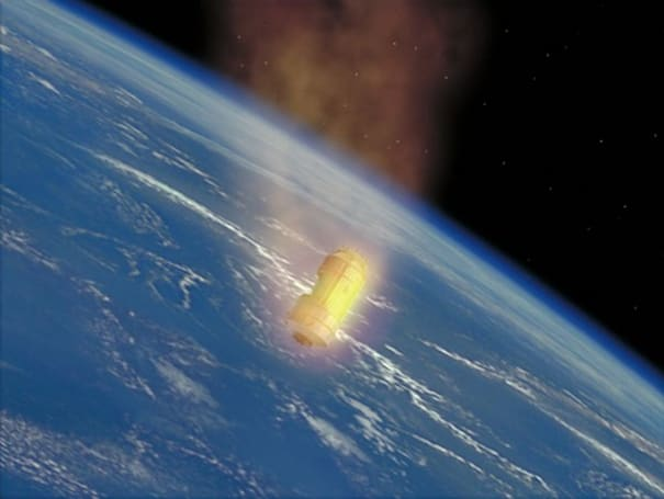 Japan sends Kounotori 2 spacecraft on suicide mission to study re-entry process