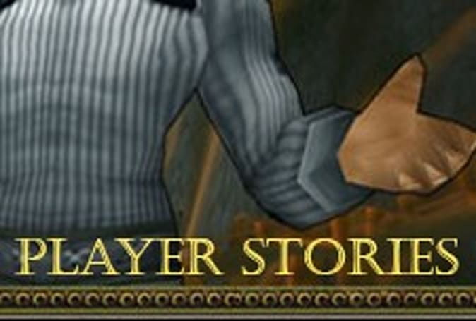 WoW Player Stories updated: Military stories