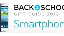 Engadget's back to school guide 2012: smartphones