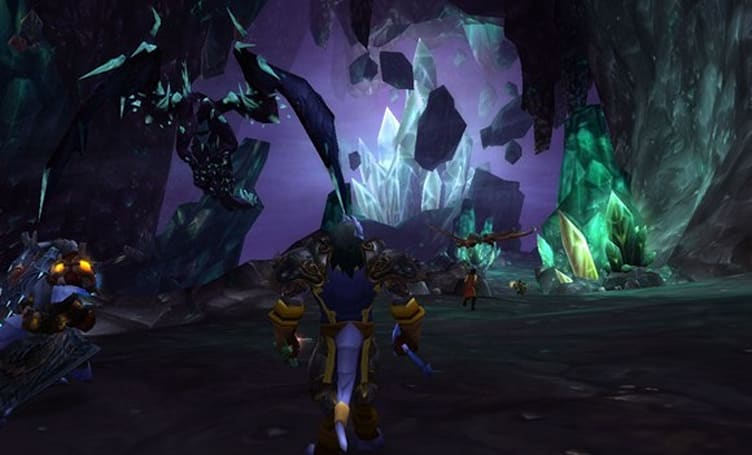Blizzard developers lead visual tour of Cataclysm zones