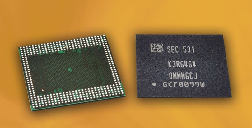 Samsung is building chips that will give smartphones 6GB of memory