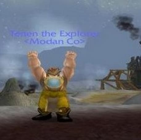 Dwarf levels solely by exploring, gains World Explorer at level 17