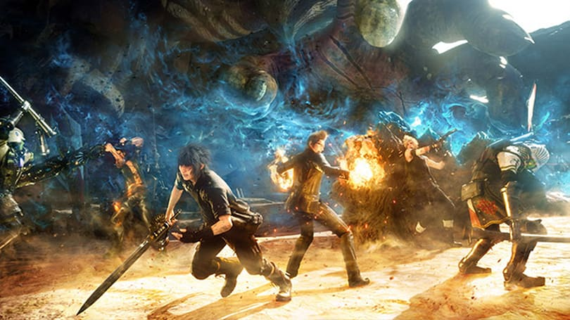 'Final Fantasy XV' hits the road in 2016