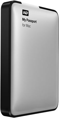 Western Digital My Passport for Mac portable hard drives get stamped for USB 3.0 and 2TB capacity