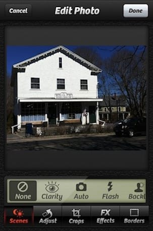 Camera + 2.2 adds Clarity feature, UI improvements, more