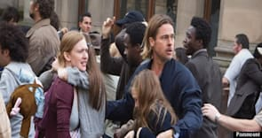 'World War Z': 12 Things Brad Pitt Told Us About the Film
