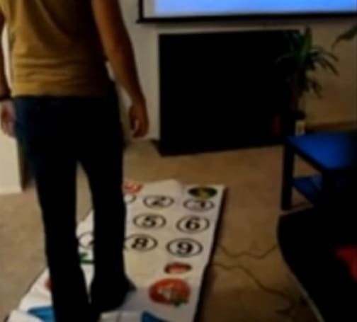 Dance Dance Remote Control adds a few steps to your TV experience