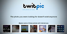 Twitter trademark turmoil forces Twitpic to shut down