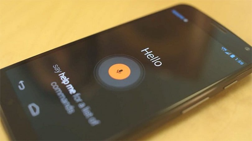 Moto X's Open Mic demoed, enables voice command when screen is off (video)