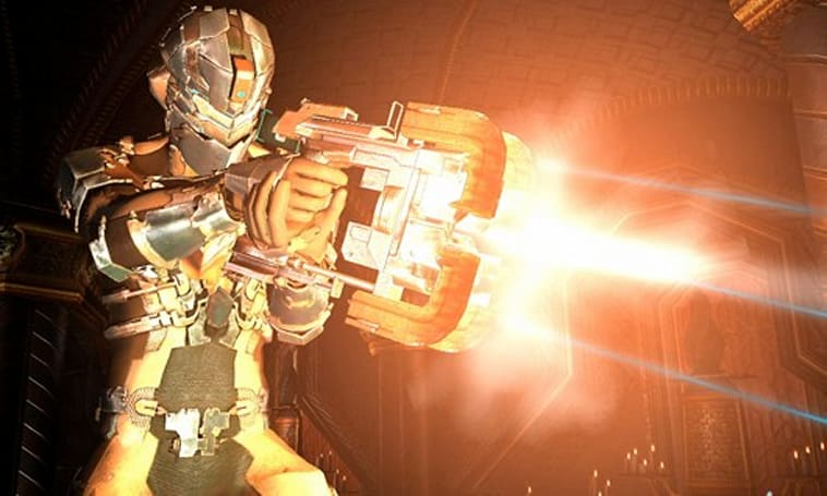 Dead Space 2 Hazard, Martial Law and Supernova DLC packs available now
