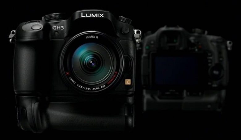 Panasonic video reveals Lumix GH3 Micro Four Thirds camera: 16MP, magnesium alloy, 60p video