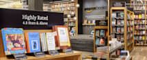 Amazon opens first physical bookstore in Seattle