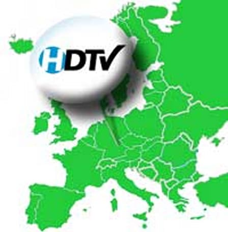When will HDTV arrive in Europe?