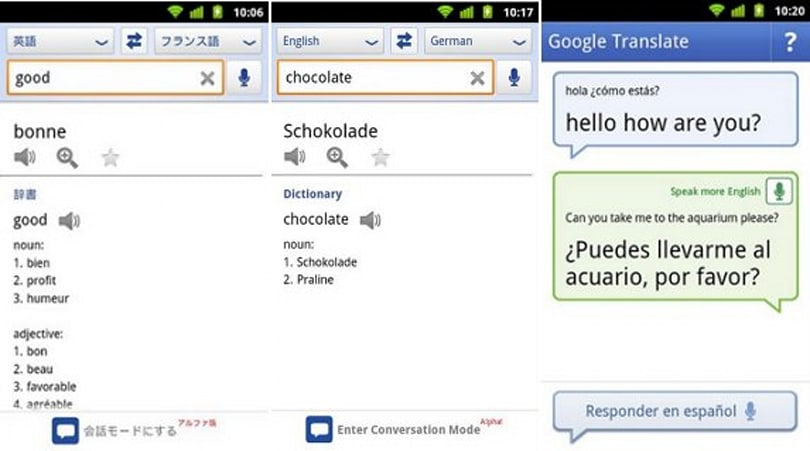Google Translate app update adds handwriting recognition, breaks barriers