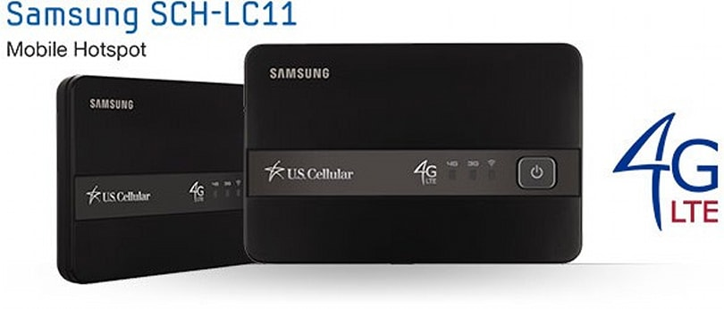 U.S. Cellular adds Samsung mobile hotspot to its 4G LTE lineup, because three's company