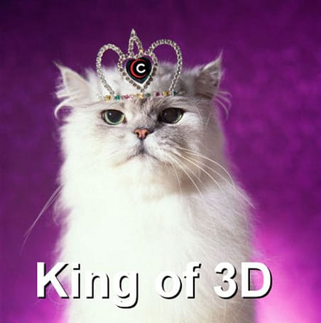 Comcast positioning itself to be King of 3D programming, will upgrade to real 3D this year
