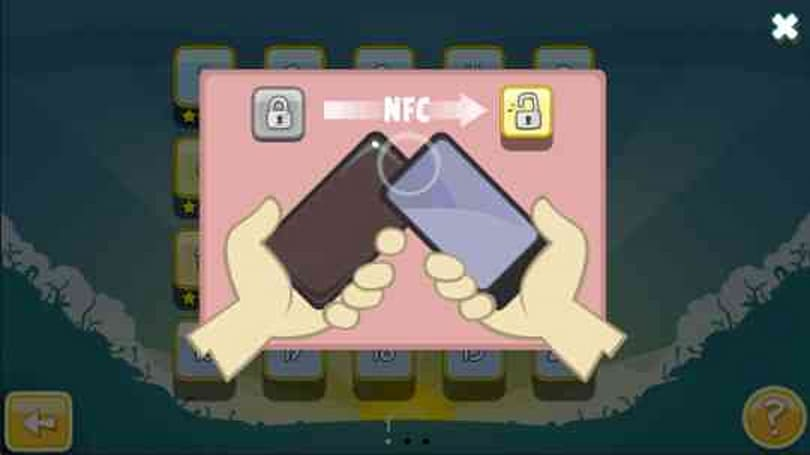 NFC-enabled Angry Birds Magic gets demoed, dares you to find another C7 owner