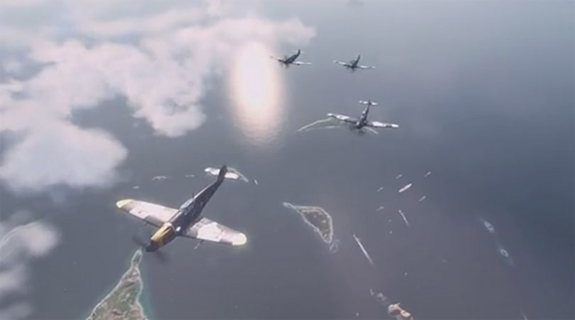 World of Warplanes' latest Flight School video talks team play