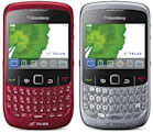 Telus launches BlackBerry Curve 8530