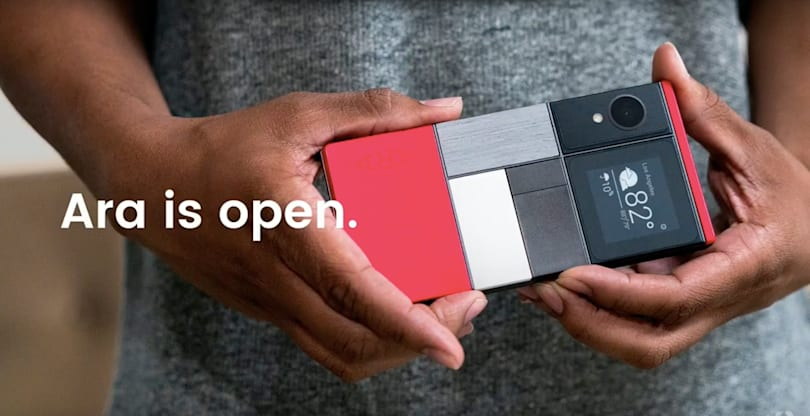 Google aims to launch its consumer Project Ara phone in 2017